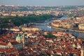 Free Panorama Of Prague Royalty Free Stock Image - 14485516