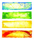 Free Abstract Colorful Background Stock Photography - 14489842