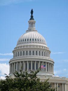Free Capital Building, Washington DC Stock Image - 14481141