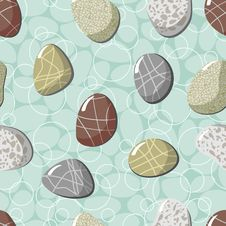 Free Seamless Pattern. Vector Royalty Free Stock Photo - 14481155