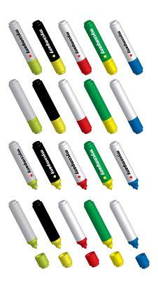 Free Markers Set Stock Image - 14481411