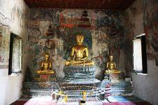 Free Wat Pa Huak Stock Images - 14482054