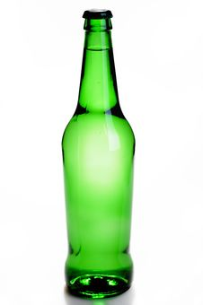 Free Green Bottle Royalty Free Stock Photos - 14482668