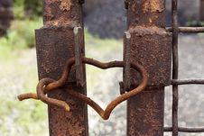 Free Hearts Lock Royalty Free Stock Photo - 14482675
