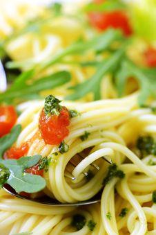 Free Spaghetti Royalty Free Stock Photography - 14482937