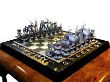 Free Chess Stock Photo - 14483380