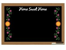 Free Home Sweet Home Stock Images - 14483974