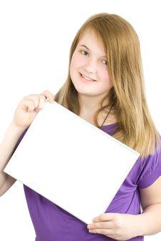Free Teenager-girl Stock Image - 14484261
