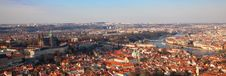 Free Panorama Of Prague Royalty Free Stock Images - 14485459
