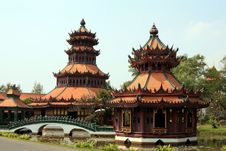 Free Chinese Pagoda Stock Photos - 14485683