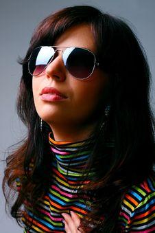 Free Studio Shot Of Beautiful Woman Stock Image - 14485961