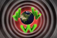 Free Www Around World Royalty Free Stock Photography - 14486447