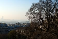 Free Frosty Morning In Paris 1 Royalty Free Stock Image - 14487006