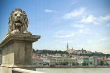 Free Historical Architecture Of Budapest, Hungary Stock Photos - 14489073