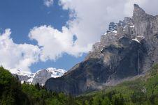 Free Mountain Landscape Stock Image - 14489341