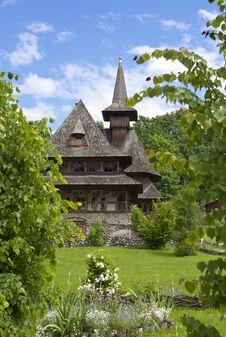 Free Barsana Monastery Stock Image - 14489571