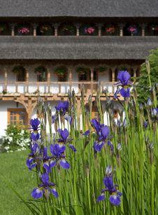 Free Barsana Monastery Royalty Free Stock Photos - 14489588