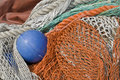 Free Fishing Nets Royalty Free Stock Image - 14491926