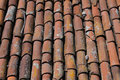 Free Red Tiled Roof Stock Image - 14492671