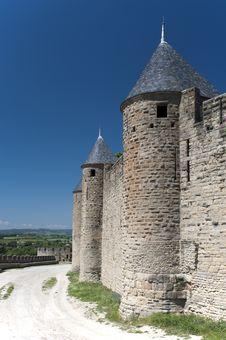 Free Carcassonne Walls II Stock Photos - 14490093