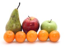 Free Group Of Fruits Royalty Free Stock Photos - 14490738