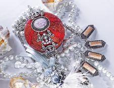 Free Bijou Royalty Free Stock Photos - 14490988