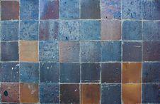 Free Stone Tile Pattern Stock Photography - 14491082