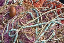 Free Nets Royalty Free Stock Photo - 14491775