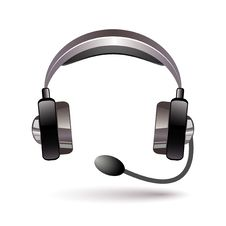 Free Headphone Royalty Free Stock Photography - 14492277