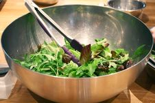 Free Bowl Of Salad Stock Photography - 14492852