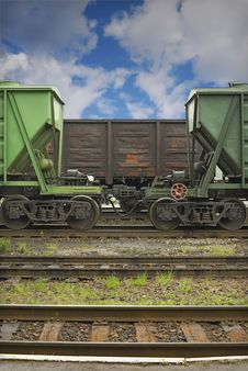 Free Railway Car Royalty Free Stock Photo - 14494955