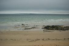 Free Misty Beach Stock Photo - 14495280