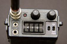 Free Handheld Transceiver Stock Images - 14496124