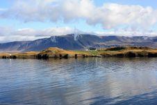 Free Icelandic Landscape Royalty Free Stock Image - 14496426