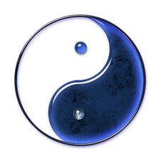 Free Yin Yang Stock Photos - 14497973