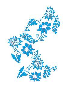 Free Floral Botanic Design Vector Stock Images - 14498294