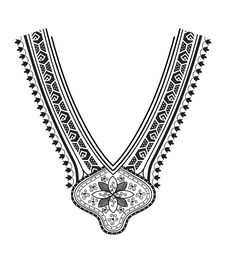 Free Necklace Design Fashion Stock Images - 14498384
