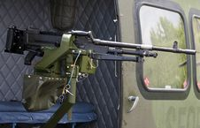 Free Machine Gun Stock Photos - 14499153