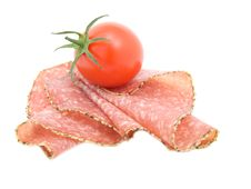 Free Salami Stock Photo - 14499660