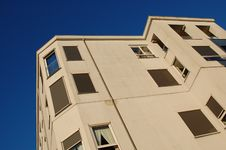 Free Modern White Building Stock Image - 14499831