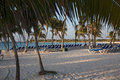 Free Mexico On The Beach Early Morning Royalty Free Stock Image - 1456166