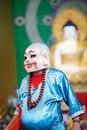 Free Chinese Dancer Royalty Free Stock Image - 1458656