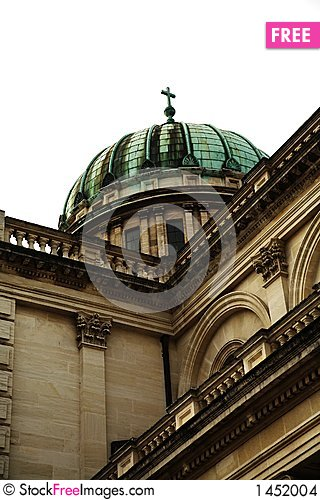 Free Church Dome Stock Images - 1452004