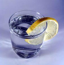Free Water And Lemon Stock Photo - 1452720