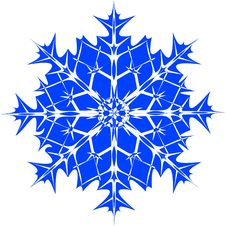 Free Snowflake Stock Image - 1453641