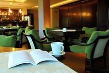 Free Caffe Restaurant 11 Royalty Free Stock Photo - 1453775