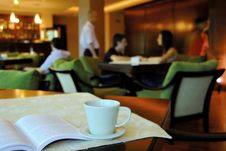 Free Caffe Restaurant 12 Stock Images - 1453784