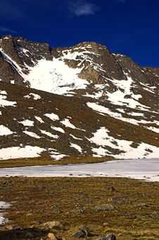 Free Colorado Mountains Royalty Free Stock Photo - 1453915
