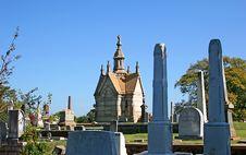Free Mausoleum Stock Image - 1454281