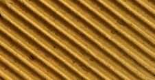 Free Old Corrugated Paper Board Royalty Free Stock Images - 1454559